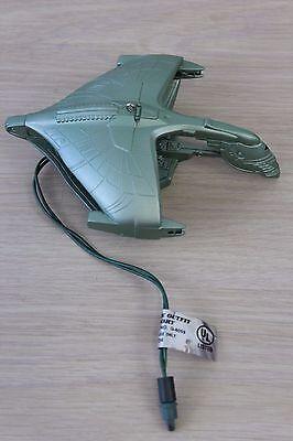 Hallmark Keepsake Star Trek Romulan Warbird War Bird Space Ship Ornament 1995