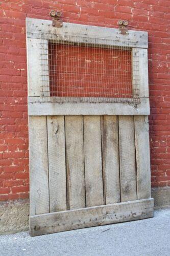 Vintage Barn Door Rollers Farmhouse Industrial Cage Kitchen Loft Bedroom Hallway
