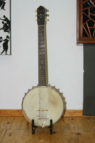Guitar Banjo Rare Washington Slingerland (with resonator)