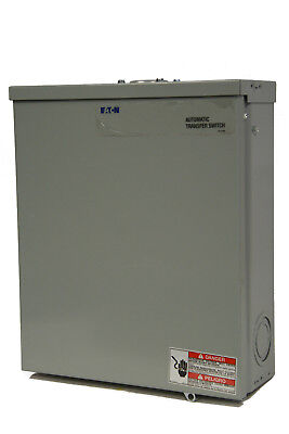 Eaton Egsx100a Automatic Generator Transfer Switch 100a 120240v 3r New In Box