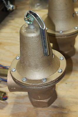 New Watts 2 174m Pressure Safety Relief Valve