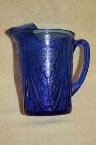 Royal Lace blue 48 ounce Pitcher