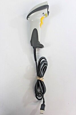Motorola Symbol Ncr Handheld Barcode Scanner Pos Ds6707-sr20001zzr 7 Usb Cable