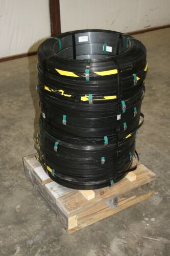 "12 rolls 3/4"" x 0.020"" thick Steel Banding"