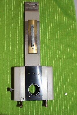 Nikon Diaphot Tmd Inverted Microscope Stand Pillar Post