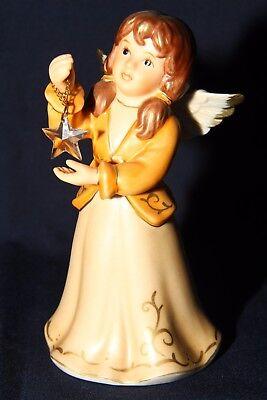 """Goebel Figur Statue Engel Kristall """"Du bist mein Stern"""" limitiert 1999 Rarität!!"""