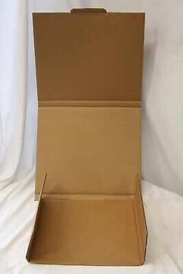 10 Lp Vinyl Record Mailers Corrugated Air Space Cardboard Boxes 15 X 13 X 1