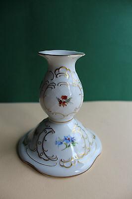 Lindner Kerzenständer, Kerzenhalter, 1 flammig, Höhe 11,5 cm