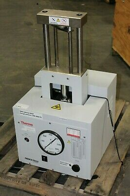 Thermo Electron French Press Cell Disrupter Fa-078a 120v Nice