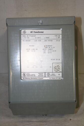 GE 9T51B0089 TRANSFORMER 0.750 KVA