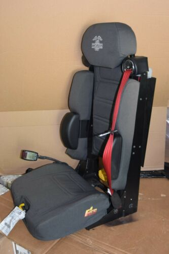 (NEW)  H.O. Bostrom Fire Truck Seat for 2013 American LaFrance Secure ALL SCBA