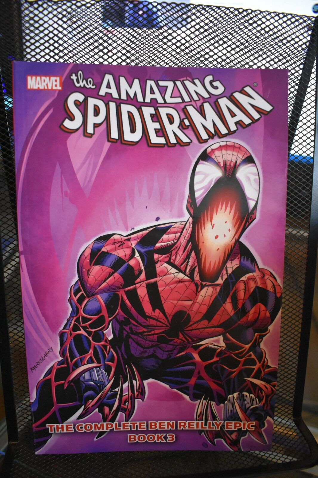 Amazing Spider-Man The Complete Ben Reilly Epic Volume 3 Marvel TPB NEW RARE OOP - $6.00
