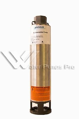 10gs10 Goulds 4 Submersible Water Well Pump End Only 10gpm 1hp Motor Req