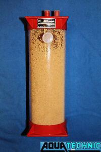 Nitratfilter   Phosphatfilter 2 Liter Harz Kati Ani Diskus Filter neu
