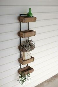 Official Website Antique Rustic Pine Wall Mounted Shelves Whatnot Collectors Shelving Kitchen