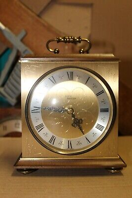 Quartz Master Carriage Clock Made In West Germany
