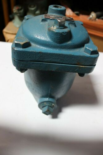 G.A. Model Series 920 Compound Lever Air Release Valve New