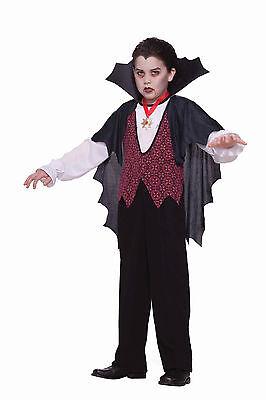 Child Transylvanian Vampire Dracula Costume