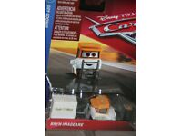 """DISNEY PIXAR CARS 3 /""""BRYN IMAGEARE TACH-O-MINT PITTY/"""" NEW IN PACKAGE"""