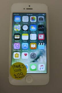 Apple Iphone 5 Unlocked 32GB