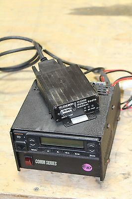 Kenwood Tk-880 Uhffm Transceiver Base Radio