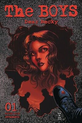 BOYS DEAR BECKY #1 (2020) 1ST PRINTING COVER A ROBERTSON DYNAMITE