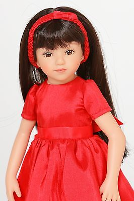 """Maru Mini Pal 13"""" collectible doll by Dianna Effner"""