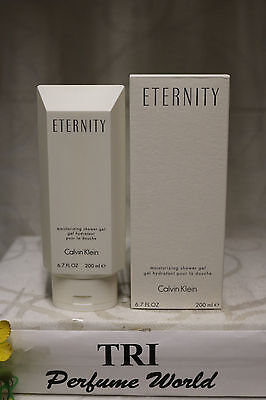 Eternity Calvin Klein By Unilever Cosmetics Moisturizing Shower Gel 6 7 Fl Oz