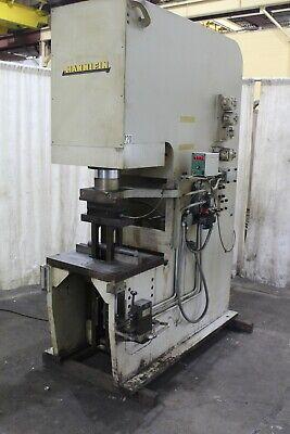 100 Ton Hannifin C Frame Hydraulic Press Yoder 72216