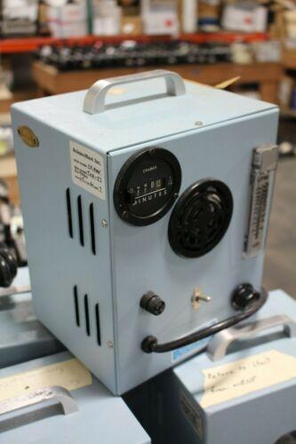 HI-Q ENVIROMENTAL MODEL CF-900V AIR SAMPLER