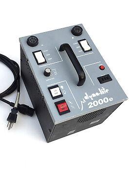 Главные вспышки Dynalite powerpack m2000e for