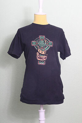 The Tossers Band Shirt Size S Irish Cross Celtic Punk Graphic Tee Concert Tour for sale  Phoenix