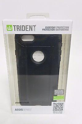 Trident Aegis Series Armor Case For iPhone 6 Plus/ 6S Plus - Black ()
