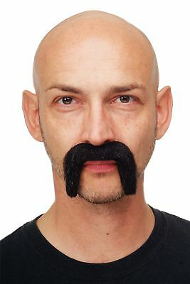 False Beard Moustache Moustache Fu Manchu Victorian Lord Gentleman mm-75 - Fake Fu Manchu Mustache