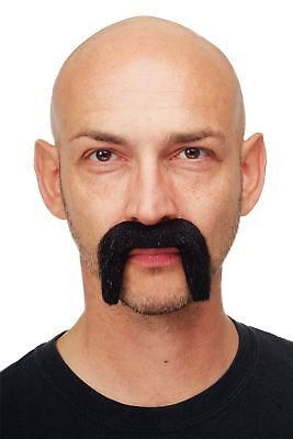 False Beard Moustache Moustache Fu Manchu Victorian Lord Gentleman mm-75 (Fake Fu Manchu Mustache)