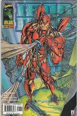 Iron Man  vol.2 #1 - Heroes Reborn - VF/NM