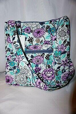 NWT Vera Bradley Hipster PENELOPE'S GARDEN Crossbody Shoulder Bag Retail $75