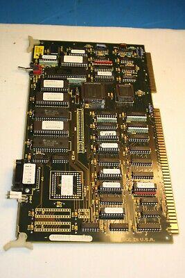 Dynapath 4202731 D 1751 Cpu Processor Control Card