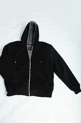 Galaxy By Harvic mens sz L Large Hoodie Jacket sweatshirt sweater Sherpa new for sale  Shipping to Canada