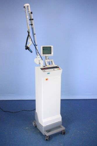 Sharplan 40C Surgitouch Laser with Otoscan Handpiece Tested Warranty CO2 Laser