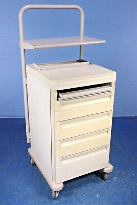 Metro Medical Supply Cart Medical Crash Cart With Warranty