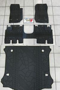 2014 2015 Jeep Wrangler Jk Unlimited Rubber Slush Floor