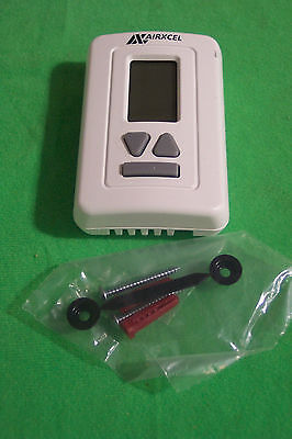 Coleman Mach | 9430-3372 | RV AC Air Conditioner Digital Wall Thermostat White