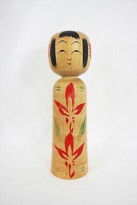 伝統小芥子 Dento Kokeshi Vintage Doll Japanese Naruko - Made in Japan 056