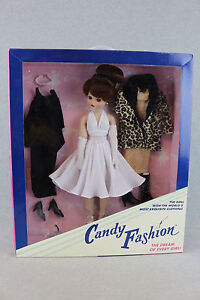 Candy Fashion Charisma 18'' Doll Marilyn Starlett Collection Clothing NRFB
