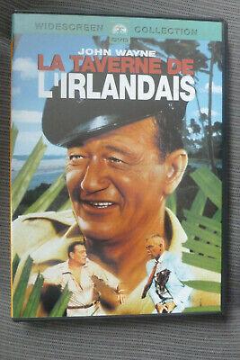 DVD la taverne de l'irlandais TBE 1963 john wayne lee marvin