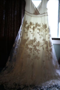 Igigi Eugenia Vintage Plus Size Wedding Dress Ebay