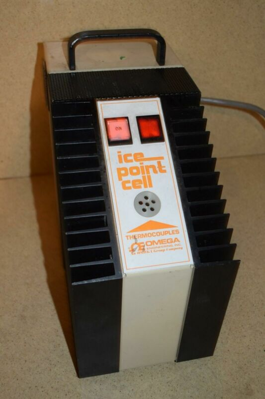 ^^ OMEGA ICE POINT CELL THERMOCOUPLES MODEL TRC III (C1)