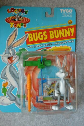 BUGS BUNNY Action Figure Looney Tunes    by Tyco  1993