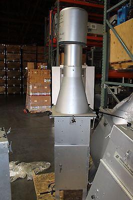 Andersen Air Sampler General Metal Works 40 Scfm
